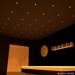 Luz Empotrable LED Ø36Mm 2W 30.000H Diana Circular - Imagen 2
