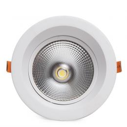 Foco Downlight Circular LED Anti-Deslumbrante COB 15W 1500Lm 30.000H - Imagen 2