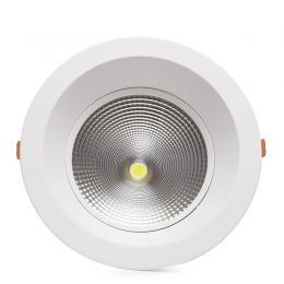 Foco Downlight Circular LED Anti-Deslumbrante COB 24W 2400Lm 30.000H - Imagen 2