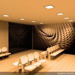 Panel LED Ecoline 300 x300X12Mm 12W 1000Lm 30.000H - Imagen 2