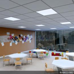 Panel LED 595X595X10Mm 40W 4000Lm 30.000H - Imagen 2