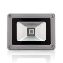 Foco Proyector LED IP65 Brico 10W 850Lm 30.000H Verde - Imagen 2
