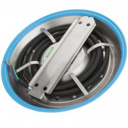 Foco de Piscina Led Montaje Superficie Ø230Mm 9W Multicolor con Mando - Imagen 2
