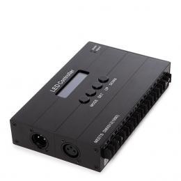 Controlador DMX 24VDC con Mando a Distancia - Imagen 2