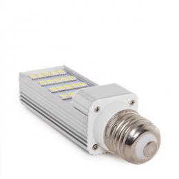 Bombilla Led E27 25 LEDs SMD5050 5W 420Lm 30.000H - Imagen 2