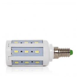 Bombilla E14 24 LEDs 5730SMD 5W 480Lm 30.000H - Imagen 2