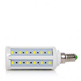 Bombilla E14 42 LEDs 5730SMD 10W 980Lm 30.000H - Imagen 2