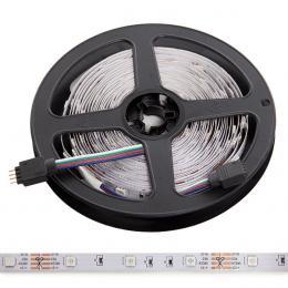 Kit Tira 150 LEDs 36W RGB Blister Transformador, Controlador, Mando a Distancia IP25 - Imagen 2