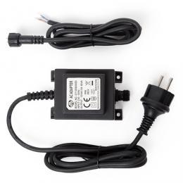 Transformador LED 60W 230VAC/12VAC Sumergible IP68 - Imagen 2