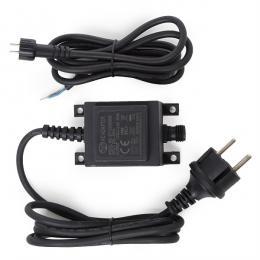 Transformador LED 30W 230VAC/12VAC Sumergible IP68 - Imagen 2