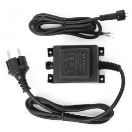 Transformador LED 70W 230VAC/24VAC Sumergible IP68 - Imagen 2