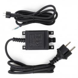 Transformador LED 30W 230VAC/24VAC Sumergible IP68 - Imagen 2