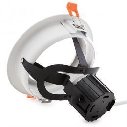 Aro Foco Downlight Par 30 E27 (Sin Lámpara) Blanco - Imagen 2
