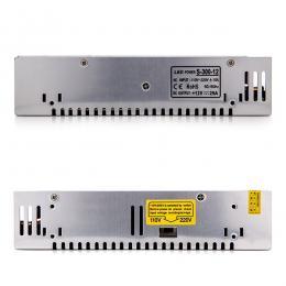 Transformador LED 230VAC/12VDC 300W 25A IP25 - Imagen 2