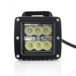 Foco LED 18W 9-33VDC IP67 Automóviles Y Náutica - Imagen 2