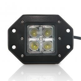 Foco LED 16W 9-33VDC IP67 Automóviles Y Náutica - Imagen 2