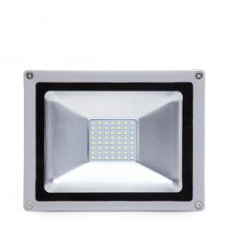Foco Proyector LED IP65 SMD Brico 20W 2200Lm 30.000H - Imagen 2