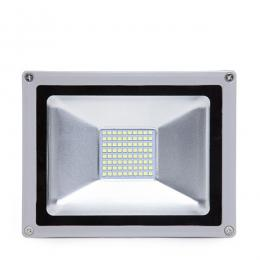 Foco Proyector LED IP65 SMD Brico 30W 3300Lm 30.000H - Imagen 2