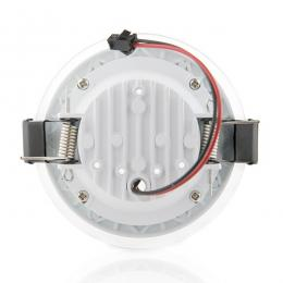 Foco Downlight  LED Circular con Cristal Ø95Mm 6W 450Lm 30.000H - Imagen 2