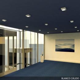 Plafón LED Cuadrado Superficie Style 120Mm 6W 470Lm 30.000H - Imagen 2