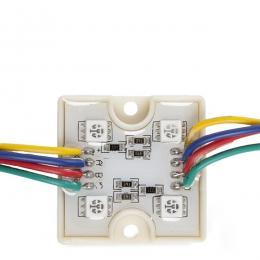Módulo 4 LEDs SMD5050 1,44W - Imagen 2