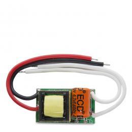 Driver LED Integrar 4-5W 12-16V 280-300Ma - Imagen 2