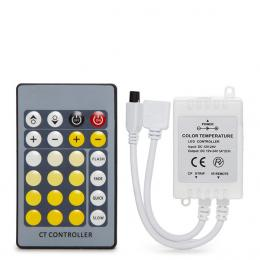 Controlador Tira LED Cct Variable Mando a Distancia - Imagen 4