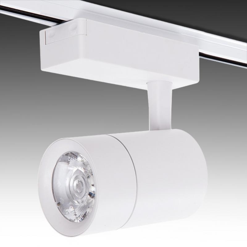 Foco Carril LED Monofásico 30W 2600Lm 30.000H Faith - Imagen 4