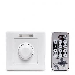 Dimmer LEDs 90-240VAC 0-100% 300W Mando a Distancia - Imagen 2