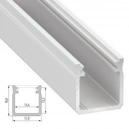 Perfíl Aluminio Tipo Y 2,02M - Imagen 2