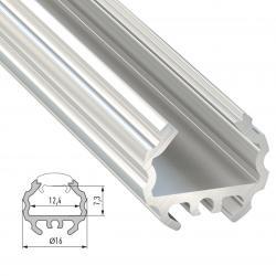 Perfíl Aluminio Tipo MICO 2,02M - Imagen 1