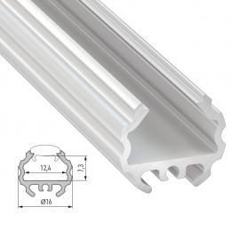 Perfíl Aluminio Tipo MICO 2,02M - Imagen 2