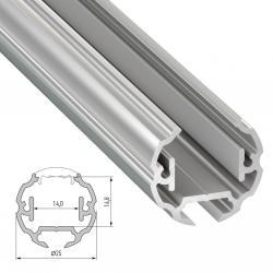 Perfíl Aluminio Tipo COSMO 2,02M - Imagen 1