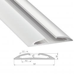 Perfíl Aluminio Tipo RETO 2,02M - Imagen 1