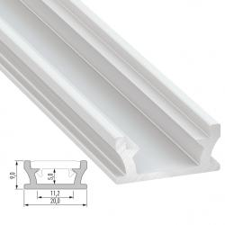 Perfíl Aluminio Tipo TERRA 2,02M - Imagen 1
