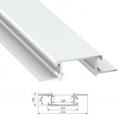 Perfíl Aluminio ZATI 2,02M - Imagen 1