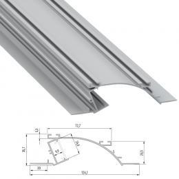 Perfíl Aluminio PERO 2,02M - Imagen 2