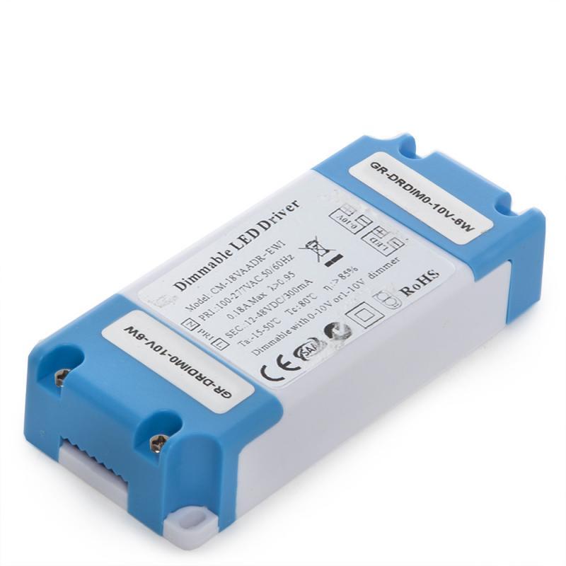 Driver Regulable 0-10V Plafón / Placa /Downlight LED 6W - Imagen 1