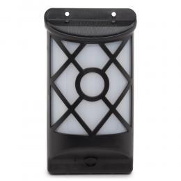 Aplique LED Solar IP65 Sensor Luz - Imagen 2