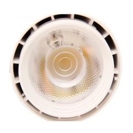 Foco LED 40W BERLIN Blanco para Carril Trifásico 24º CRI +90 - Imagen 2
