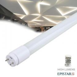 Tubo MAX LED 18W Cristal 120cm 300º - ALTA LUMINOSIDAD - Imagen 1