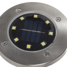 Luz Jardín LED Solar IP65 8x2835SMD Sensor Luz - Imagen 2