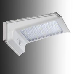 Aplique LED Solar IP65 20x2835SMD Sensor Luz + Movimiento