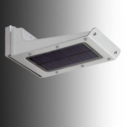 Aplique LED Solar IP65 20x2835SMD Sensor Luz + Movimiento - Imagen 2