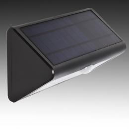 Aplique LED Solar IP65 38x2835SMD Sensor Luz + Movimiento - Imagen 2