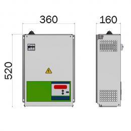 Batería de Condensadores  i-save box+ 25kvar - Imagen 2