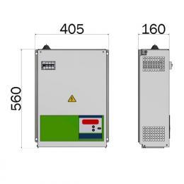 Batería de Condensadores  i-save box+ 55kvar - Imagen 2