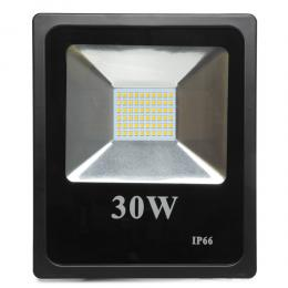Foco Proyector LED SMD 30W Negro - Imagen 2