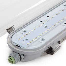 Equipo Estanco LED 24W 650mm - Imagen 2