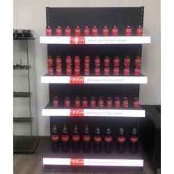 Pantalla  electrónica LED Interior SUPERMERCADO  Pixel 1.9  (4 Units +Control) - Imagen 1